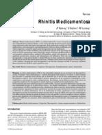 Rhinitis Esofagus