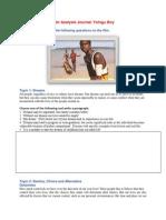 film analysis journal