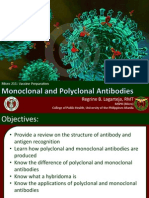 Monoclonal and Polyclonal Antibodies