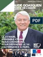 Programme Claude Goasguen
