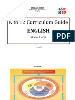 English Curriculum Guide