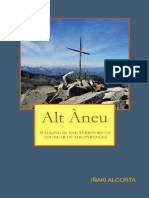 Alt Àneu.  Walking in the Territory of the Bear of the Pyrenees