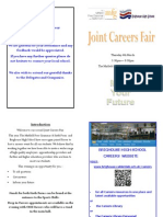 Careers Fair Booklet 2014
