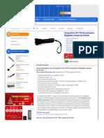 UniqueFire UF-T20 Focalisation Réglable Lampe de Poche