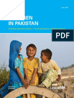 Children in Pakistan_Unicef 2011 Report