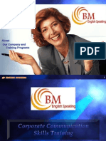 BM English Speaking Pvt Ltd