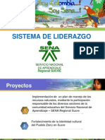 Presentacion Sistema de Liderazgo Sucre
