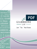 Giambrone Law