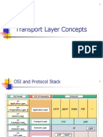 Tranport Layer Ppt