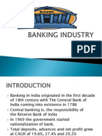 Banking Industry m x