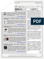 India Transport Portal Newsletter - February, 2014