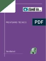 Prontuario Tecnico