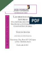 Asturias 1936. Milicianas - LÓPEZ GARCÍA, A. (2013)