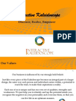 Interactive Kaleidoscope PPT New
