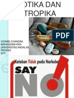 123564763 Narkotika Dan Psikotropika
