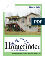 McDowell News Homefinder March 2014