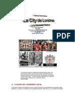 La Sociedada Fabiana y La City de Londres