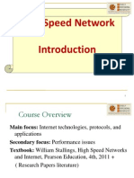 12412_1. High Speed Network