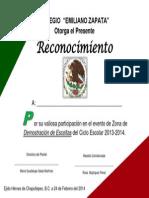 Diplomas de Escoltas (1)