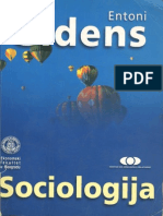 Gidens SOCIOLOGIJA Od 116 Do 135 Stranice