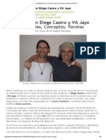 Alimentación viva, con Diego Castro y Vit Jayo _ Un Mundo de Brotes