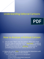 Understanding Editorial Cartoons