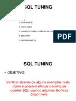 SQL Tuning
