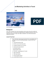 EasyJet Marketing Case Study