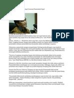 Bentrok Berdarah Di Lampung Cerminan Pemerintah Gagal