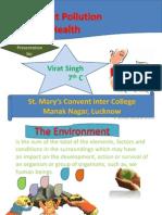 Impact of Environment Pol 2797705