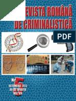 Criminalistic a 0513