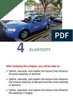 Principles of Economics - Elasticity