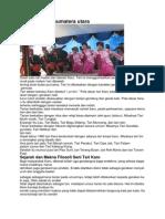 Tari Daerah di Sumatera Utara