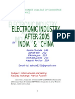 India China Elctronis 2005 (Purohit)