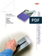 Cellosize Brochure