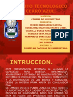 Cadena de Suministros Expo.
