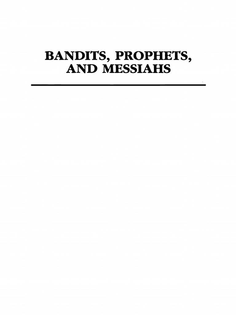 Horsley r a bandits prophets and messiahs popular movements at horsley r a bandits prophets and messiahs popular movements at the time of jesus charisma josephus biocorpaavc Gallery