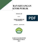 Laporan Keuangan Sektor Publik