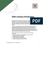 SAN Routing