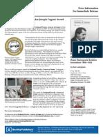 Bentley Publishers - Press Release 2009-10-14 - Karl Ludvigsen wins Nicholas-Joseph Cugnot Award