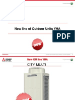 Outdoor Units - New Line of Outdoor Units YHA