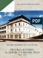 Escuela Politécnica Nacional. Historia, Régimen Académico y Perspectivas