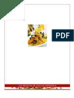 100 Recetas de Cocina Espanola PDF by Chuska