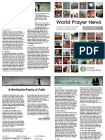 World Prayer News - March / April 2014