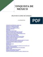 Lopez de Gomara Francisco - La Conquista de Mexico