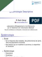 Epidemio Descriptive