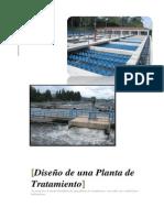 Proyecto de Plantas Floculadores y Sedimentadores