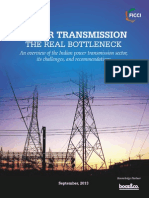 Power Transmission_the Real Bottleneck