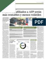 Fondos AFP serán más rentables y menos volátiles_Gestión_04-03-2014
