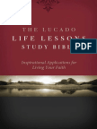 the Lucado Life Lessons Study Bible